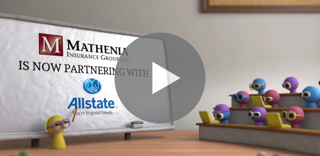 Mathenia Insurance Group is Now Partnering With AllState!