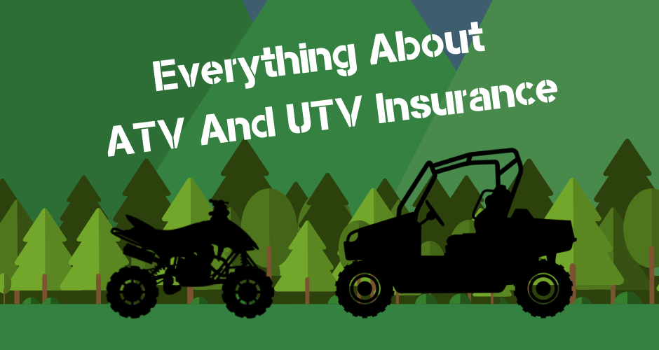 Atv and UTV insurance